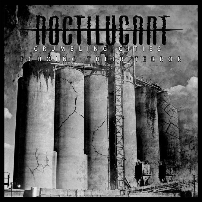 Crumbling Cities Album Cover