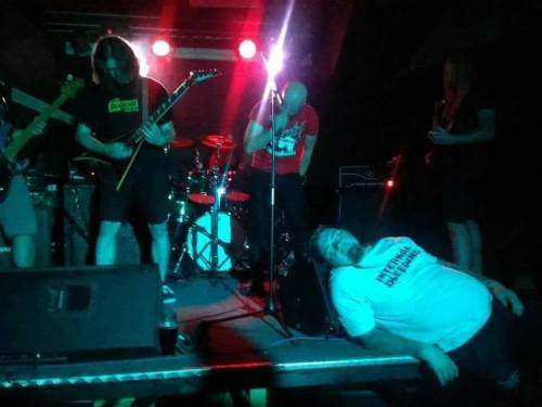 Terrestrial Chaos Live